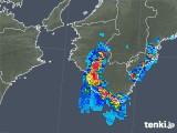 2018年07月26日の和歌山県の雨雲レーダー