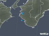2018年07月27日の和歌山県の雨雲レーダー