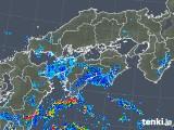 雨雲レーダー(2018年07月30日)
