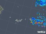 2018年08月01日の沖縄県(宮古・石垣・与那国)の雨雲レーダー