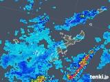 2018年08月02日の沖縄県の雨雲レーダー
