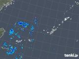 2018年08月04日の沖縄地方の雨雲レーダー