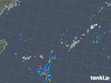 雨雲レーダー(2018年08月10日)
