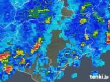 雨雲レーダー(2018年08月15日)