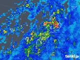 2018年08月15日の沖縄県の雨雲レーダー