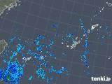 2018年08月26日の沖縄地方の雨雲レーダー