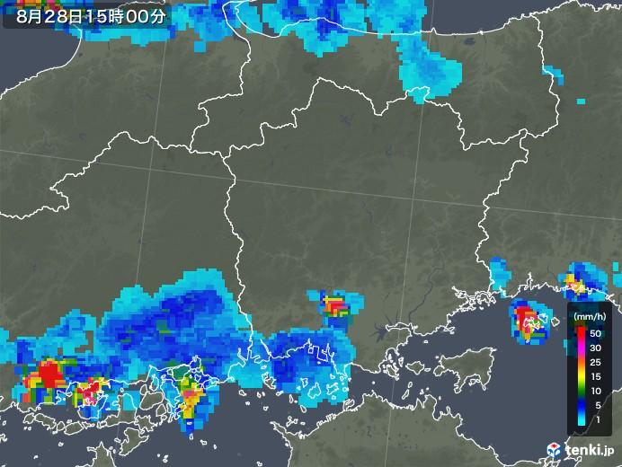 岡山 市 天気 雨雲 レーダー