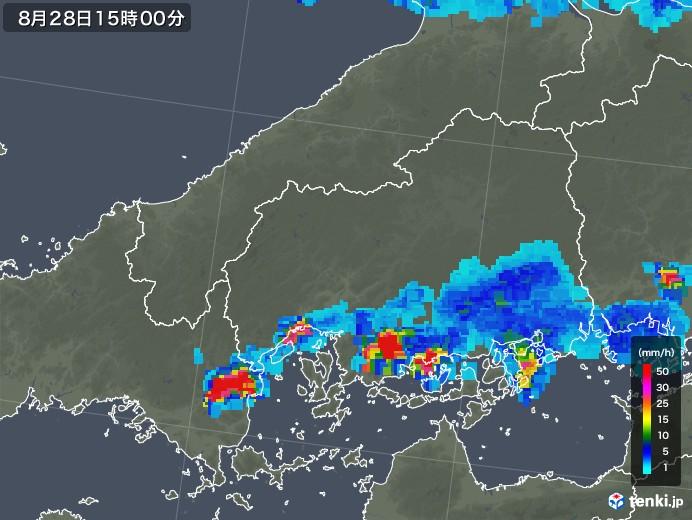 釧路 天気 雨雲 レーダー