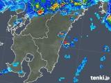 2018年09月01日の宮崎県の雨雲の動き