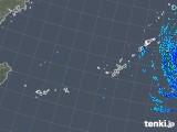 2018年09月03日の沖縄地方の雨雲レーダー