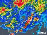 雨雲レーダー(2018年09月04日)
