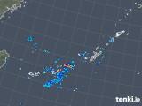 2018年09月05日の沖縄地方の雨雲レーダー