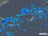 2018年09月09日の沖縄地方の雨雲レーダー