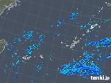 2018年09月27日の沖縄地方の雨雲レーダー