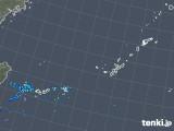 2018年10月06日の沖縄地方の雨雲レーダー