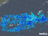 雨雲レーダー(2018年10月12日)