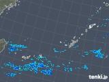 雨雲レーダー(2018年10月13日)