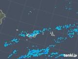 2018年10月30日の沖縄県(宮古・石垣・与那国)の雨雲レーダー