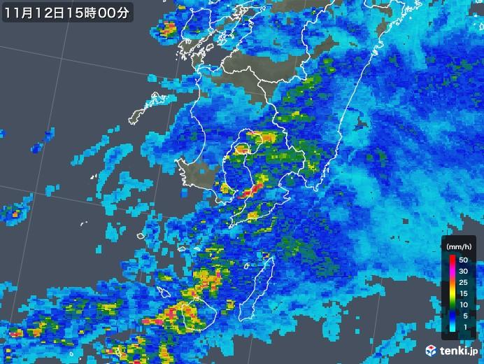 天気 過去 鹿児島 の