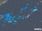 2018年11月17日の沖縄地方の雨雲レーダー
