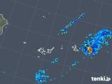 2018年12月03日の沖縄県(宮古・石垣・与那国)の雨雲レーダー