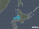 2018年12月05日の北海道地方の雨雲の動き