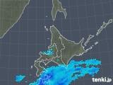 2018年12月06日の北海道地方の雨雲の動き