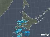 2018年12月26日の北海道地方の雨雲の動き