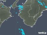2018年12月30日の和歌山県の雨雲の動き