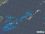 2019年01月01日の沖縄地方の雨雲レーダー
