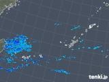 2019年01月02日の沖縄地方の雨雲レーダー