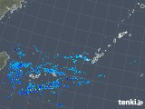 2019年01月03日の沖縄地方の雨雲レーダー