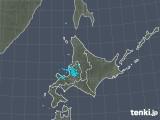 2019年01月04日の北海道地方の雨雲の動き