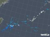 2019年01月08日の沖縄地方の雨雲レーダー