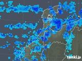 2019年01月17日の石川県の雨雲の動き