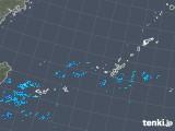 2019年01月21日の沖縄地方の雨雲レーダー