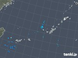 2019年01月27日の沖縄地方の雨雲レーダー