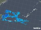 2019年03月07日の沖縄地方の雨雲レーダー