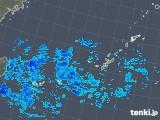 2019年03月08日の沖縄地方の雨雲レーダー