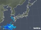2019年03月09日の雨雲の動き