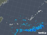 2019年03月11日の沖縄地方の雨雲レーダー
