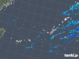 2019年03月15日の沖縄地方の雨雲レーダー