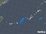 2019年03月16日の沖縄地方の雨雲レーダー
