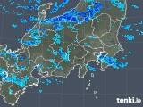 2019年04月02日の関東・甲信地方の雨雲の動き