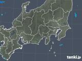 2019年04月05日の関東・甲信地方の雨雲の動き