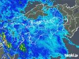2019年04月29日の四国地方の雨雲の動き