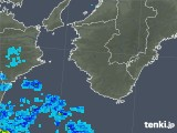 2019年04月30日の和歌山県の雨雲の動き