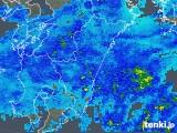2019年04月30日の宮崎県の雨雲の動き