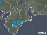 2019年05月03日の三重県の雨雲の動き