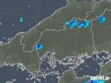 2019年05月03日の広島県の雨雲の動き